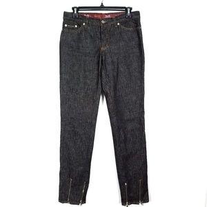 Dolce & Gabbana Ittierre S.p.A  Zipper Jeans